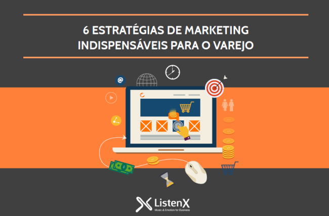 Ebook Estratégias de marketing indispensáveis para o varejo