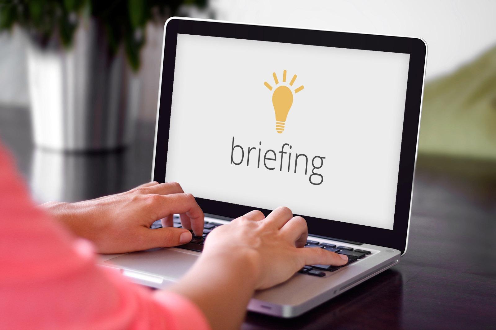 Como criar um briefing de anúncio?