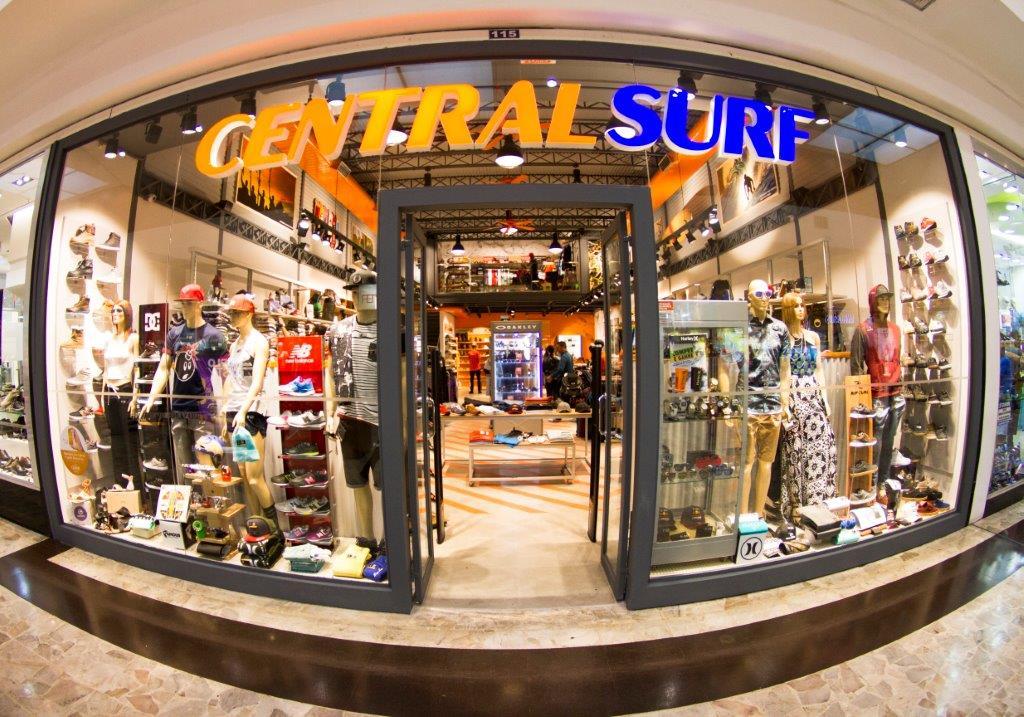 Como a Central Surf Aumentou as Vendas com Música Ambiente