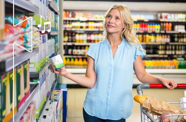 Músicas Ambiente para Supermercados Estimulam a Compra?