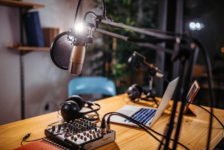 como montar uma rádio indoor