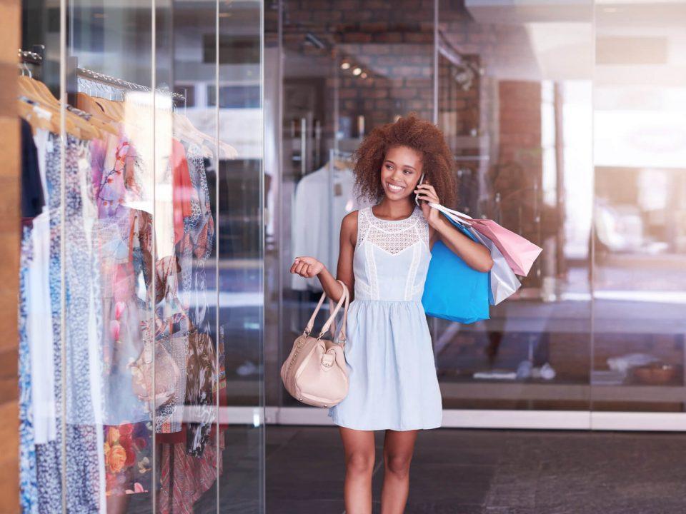 mercado da moda