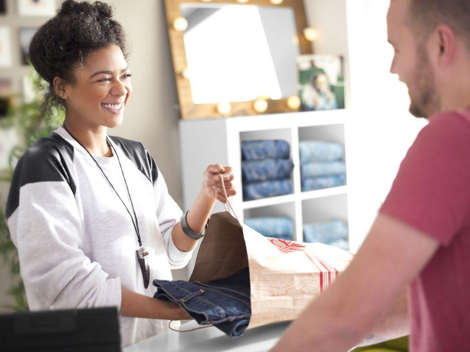 criar vínculo com o cliente