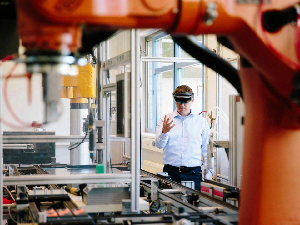 indústria 4.0 e varejo