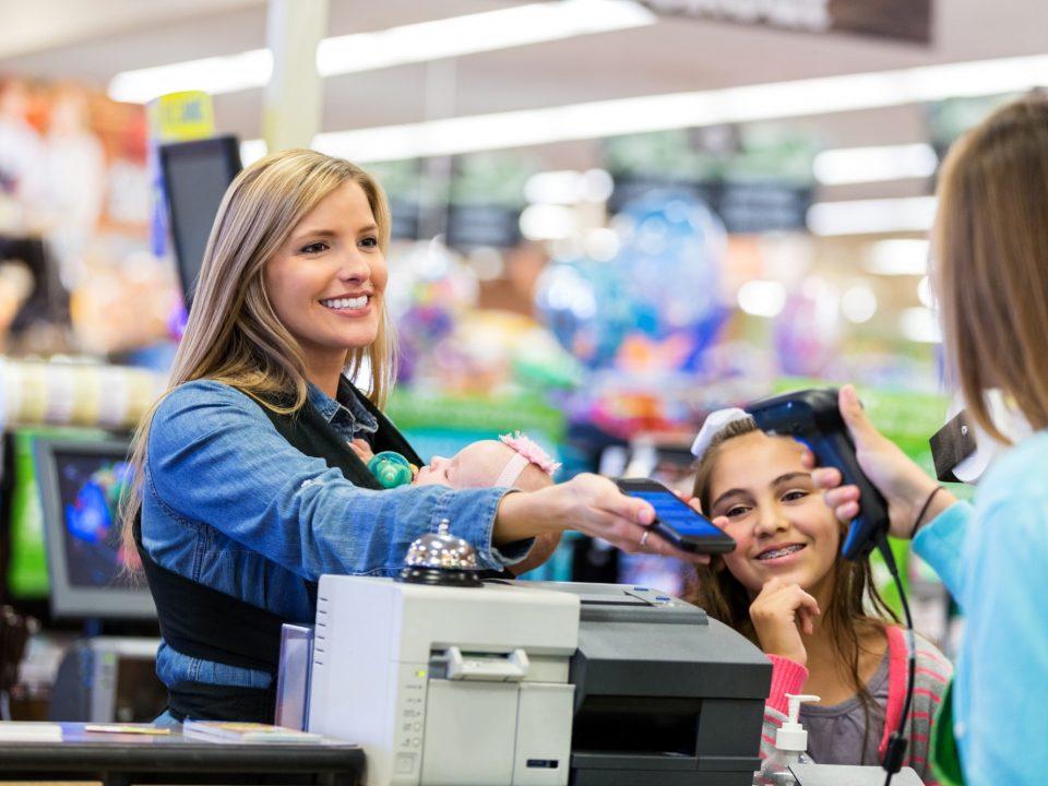 fidelização de clientes em supermercados