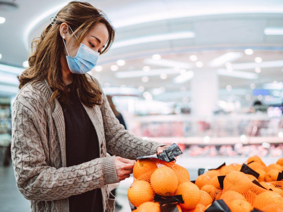 rádio personalizada para supermercado