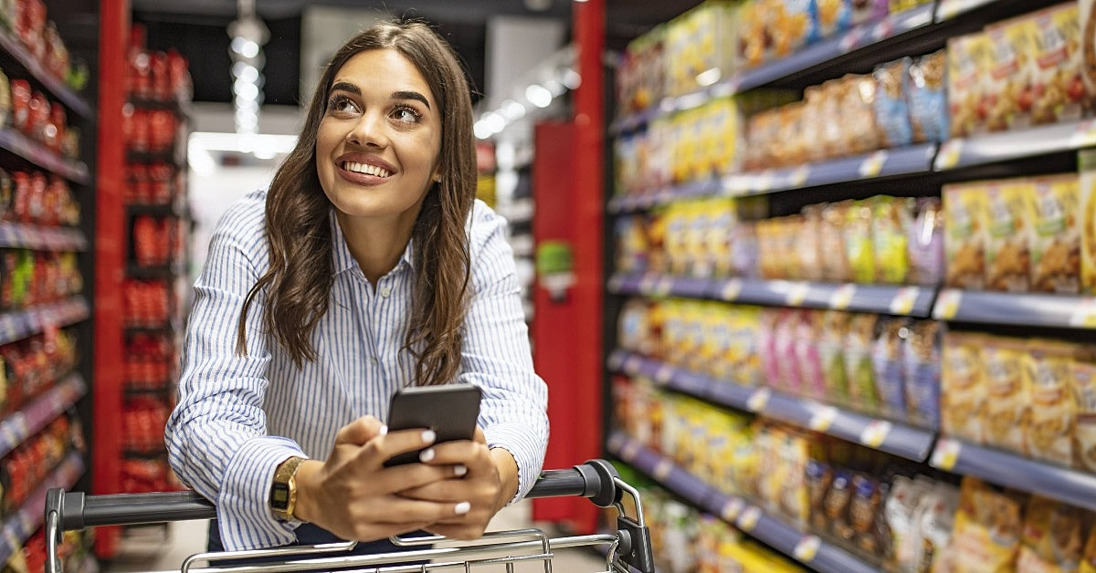 marketing digital para supermercados