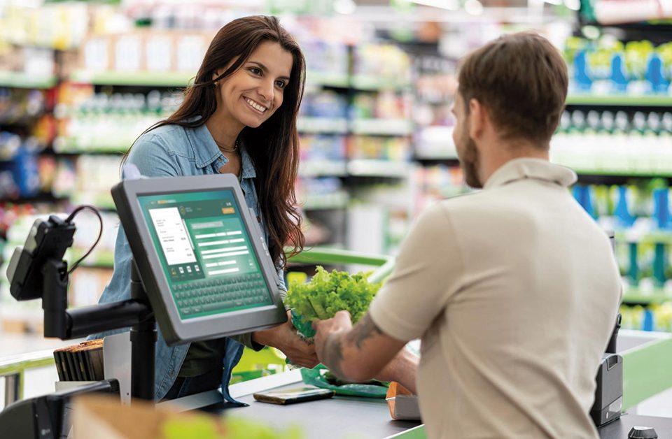 automação comercial para supermercado