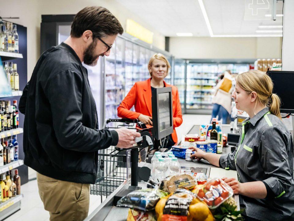 dicas para operador de caixa de supermercado