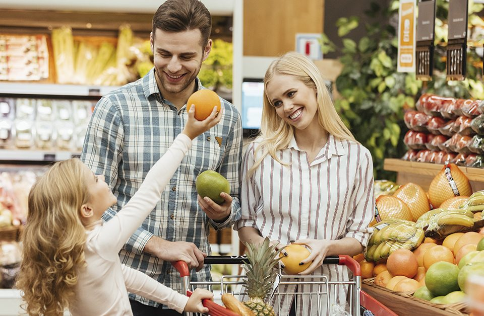 plano de marketing de um supermercado