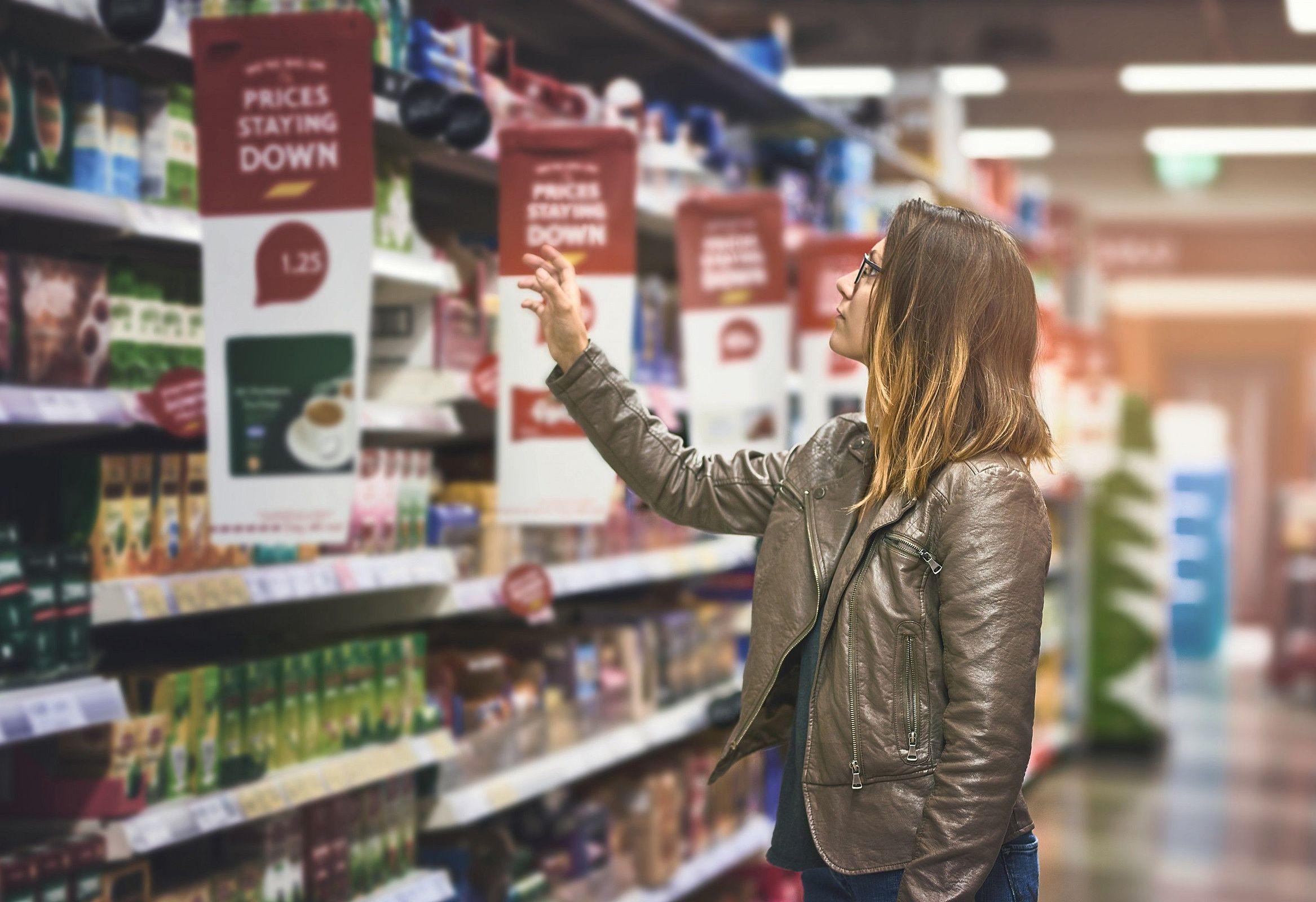 como fazer ofertas em supermercado