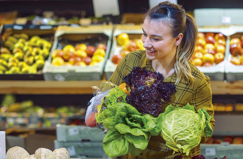 controle de qualidade em supermercado