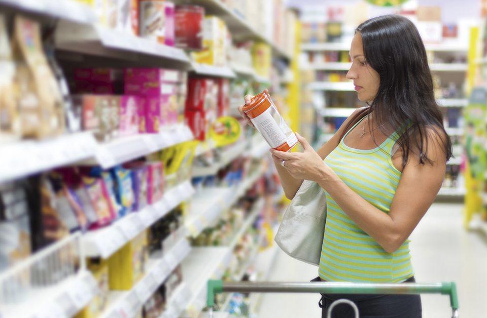 como organizar os produtos no supermercado
