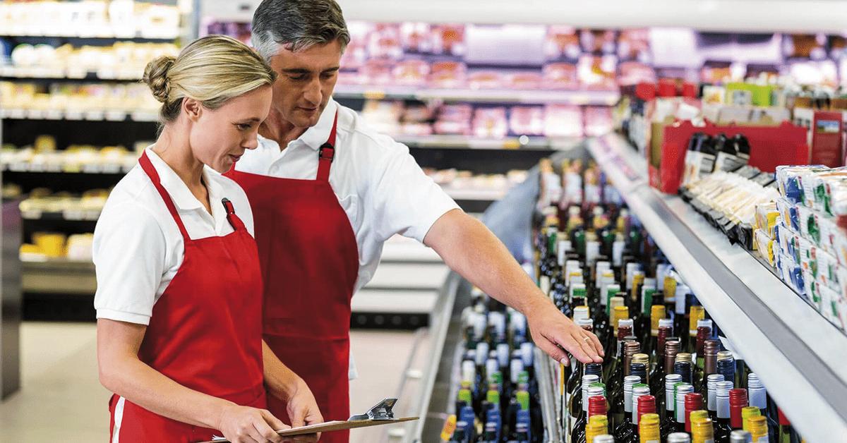 devolução de mercadoria em supermercado