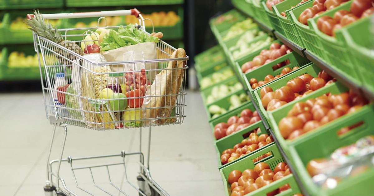 processos de um supermercado