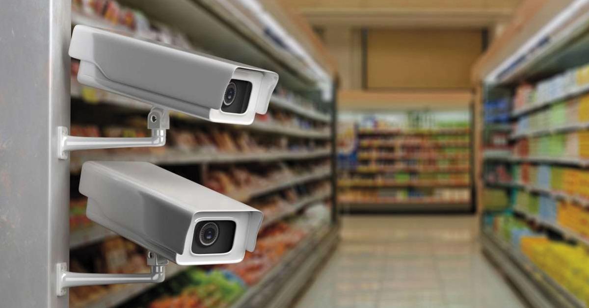 furtos em supermercados