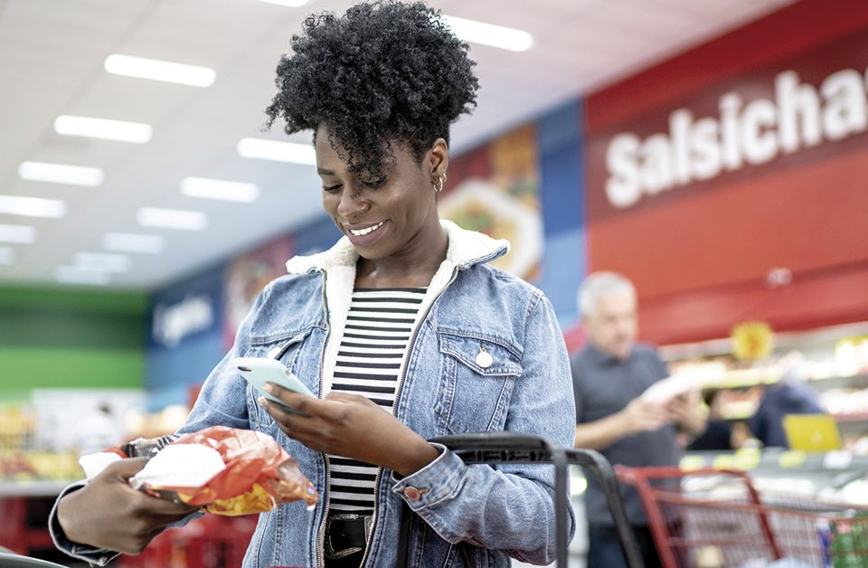ideias criativas para supermercado
