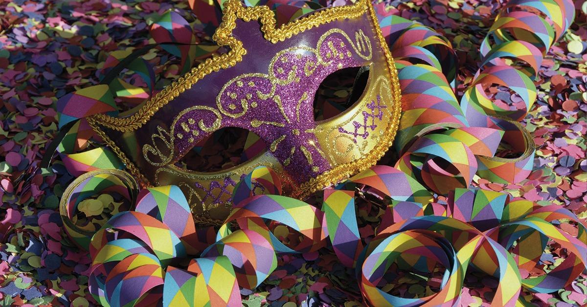 decoração de carnaval para supermercado