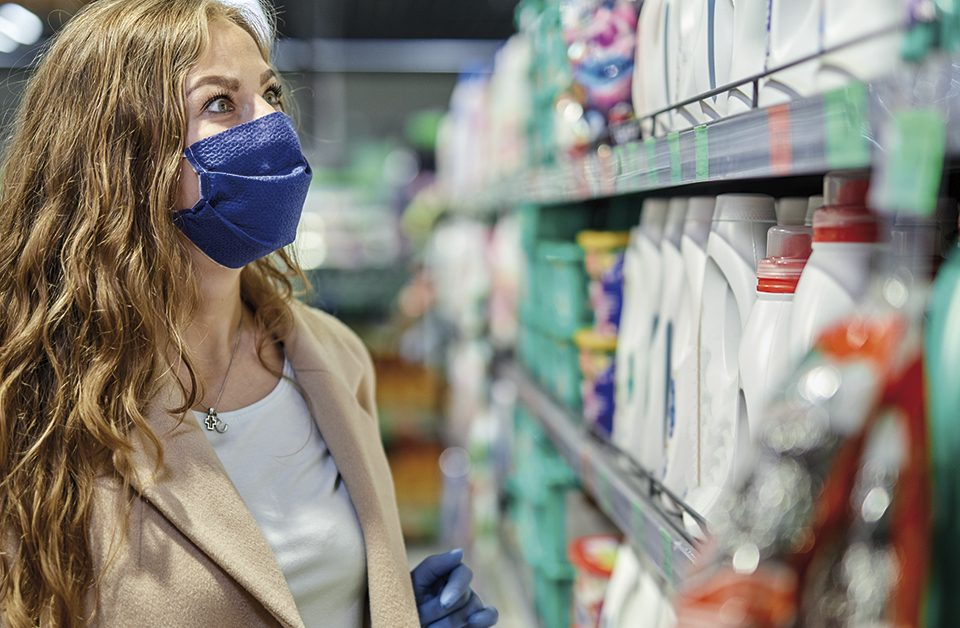produtos de alto risco no supermercado