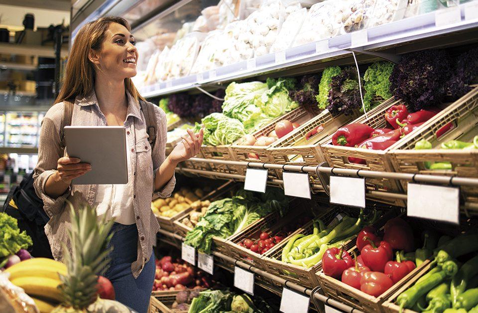 ideias inovadoras para supermercados