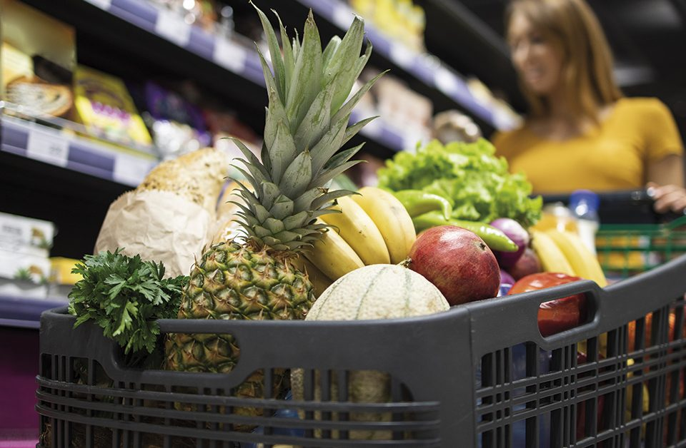 características do setor supermercadista