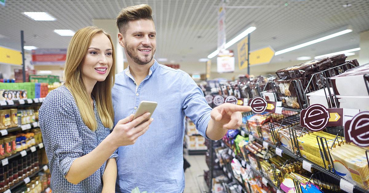 dia do consumidor no supermercado