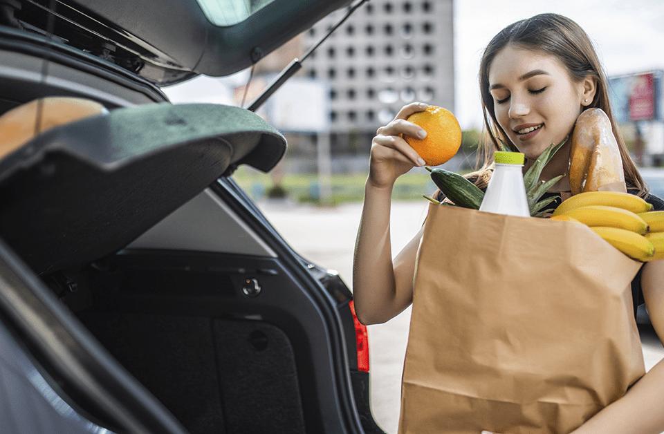 acessibilidade em supermercados