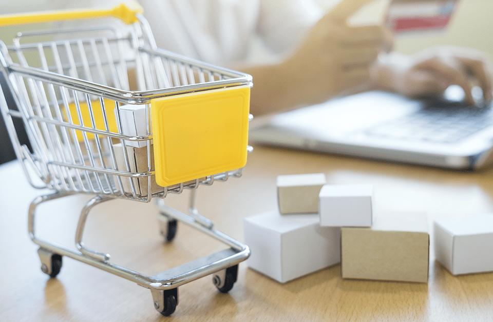 E-commerce no supermercado
