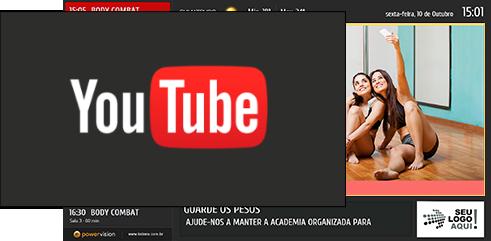 Vídeos do YouTube